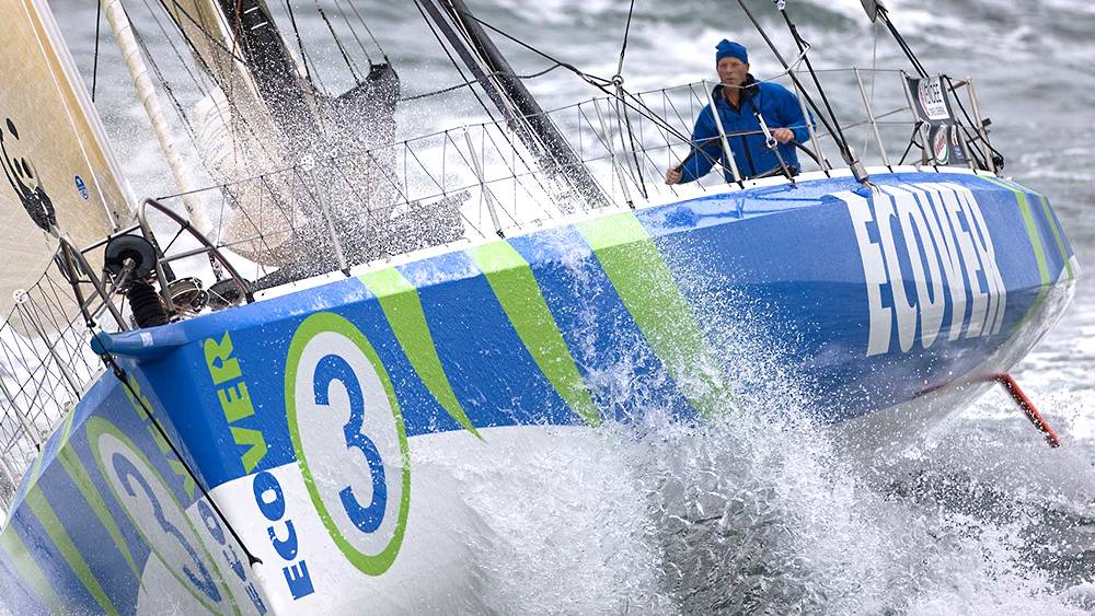 Vendee G;lobe - race start