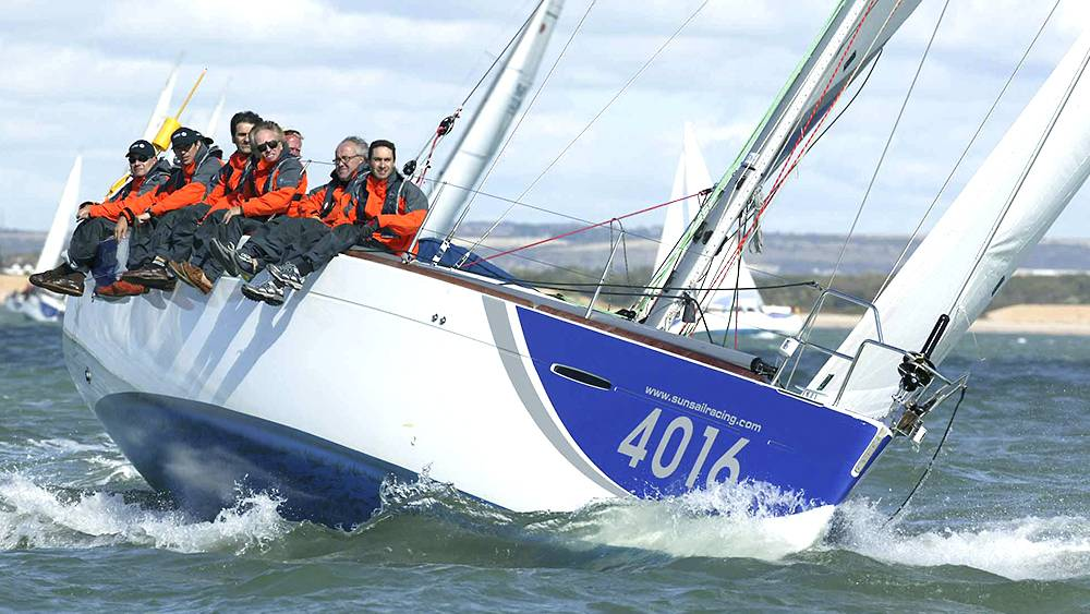 Gamesa Team Event - Solent