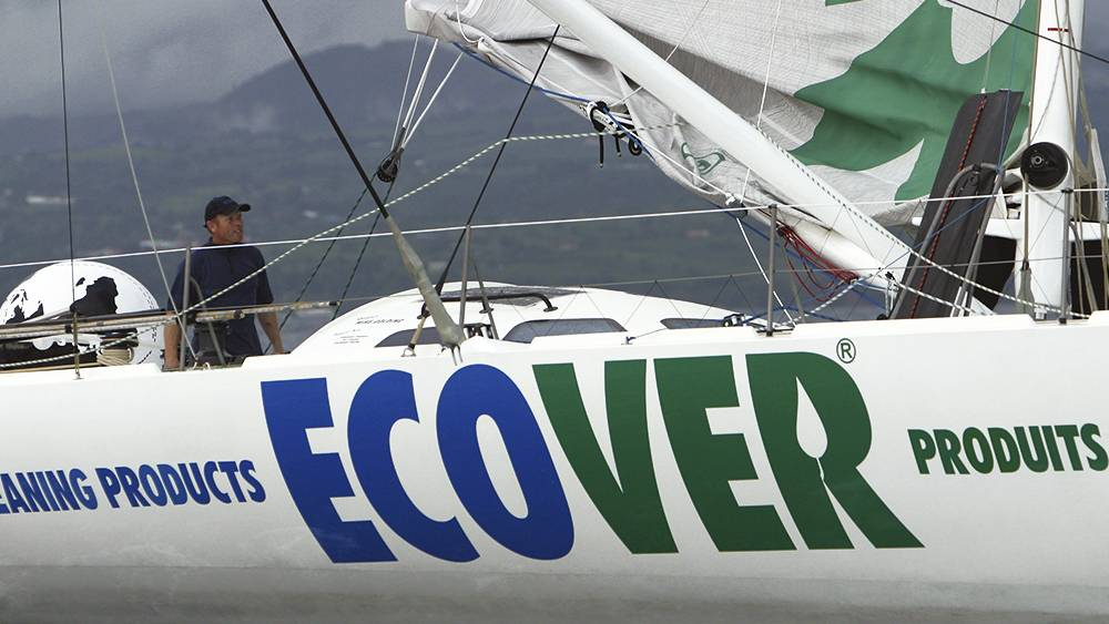 Route du Rhum - as Ecover our first major race with Ecover as sponsor