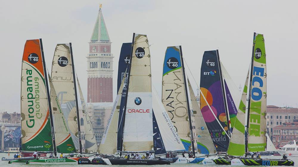 Extreme sailing Series - Venice
