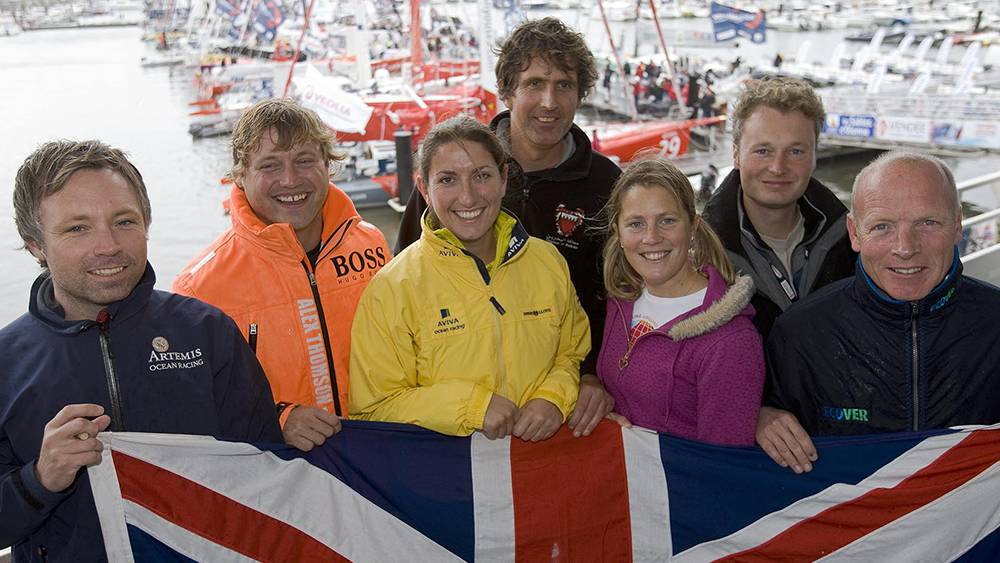 Vendee Globe - British Skippers