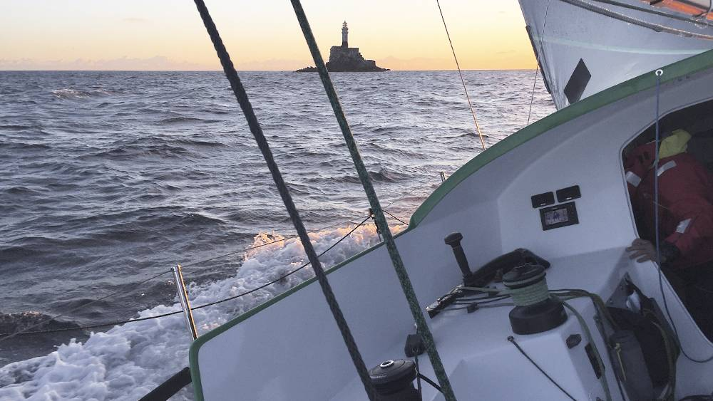 Fastnet Race - Fastnet Rock