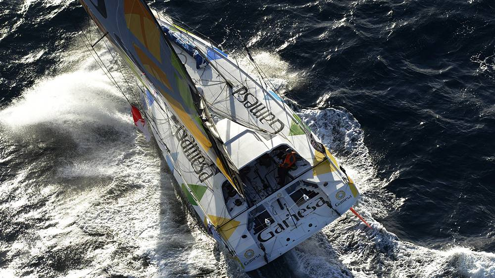 Vendee Globe - race start