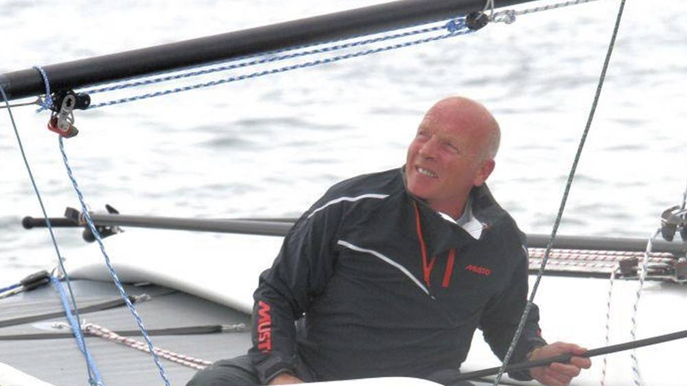 Poole Regatta - Diam 24 racing