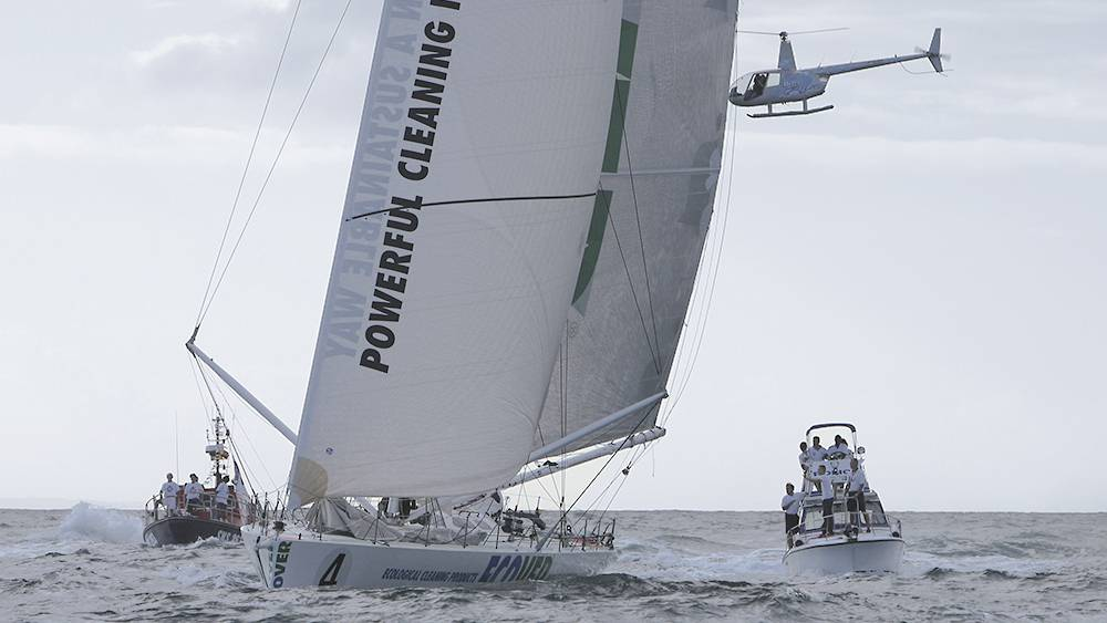 Route du Rhum - For the first time monohulls beat the ORMA 60's to Guadalope after an Atlantic storm pretty much decimated the entire ORMA fleet